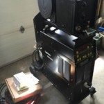 DPM 350 Mig Welder Liquid Cooled.