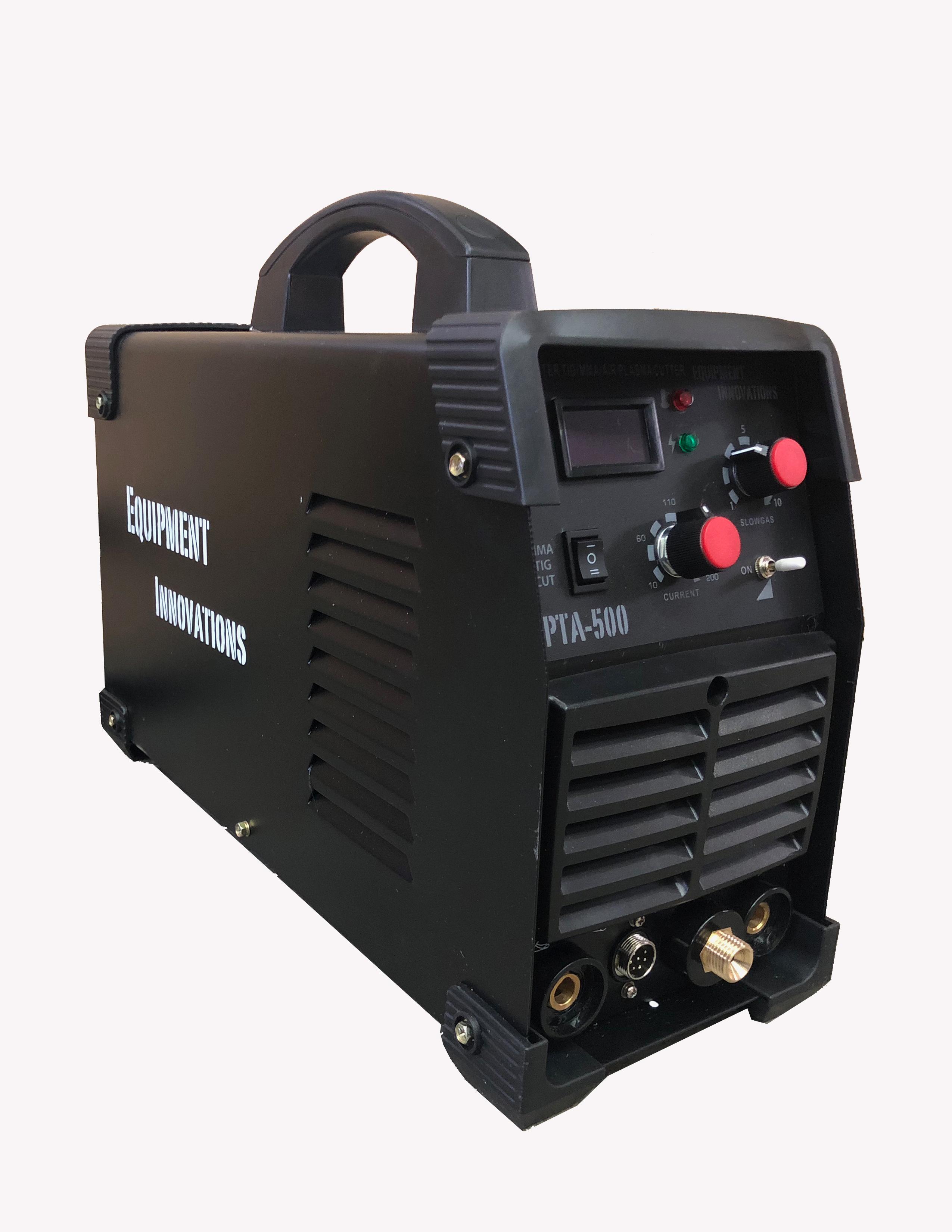 PTA-500 Plasma Cutter, Arc and Tig welder 3 in 1 Inverter
